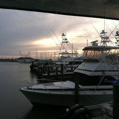 Photo taken at Virginia's on the Bay by Feli on 6/6/2012