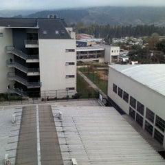 Photo taken at Universidad Autónoma de Chile Talca by Stefano M. on 4/19/2012
