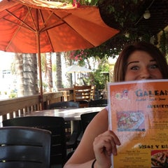 Photo taken at Galeana's Grill by Than B. on 8/25/2012