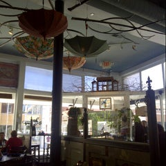Photo taken at Aviary Cafe & Creperie by Don H. on 8/27/2012