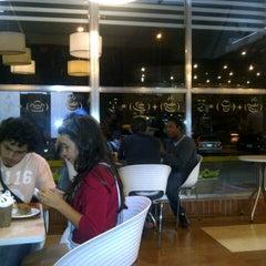 Photo taken at McCafé by Veronica R. on 8/17/2012