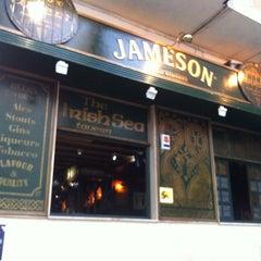 Photo taken at The Irish Sea Tavern by Yana H. on 7/31/2012