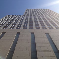 Photo taken at First National Tower by Joe C. on 6/18/2012