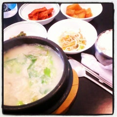 Photo taken at Kang Nam Station 2 by Bevan C. on 8/1/2012