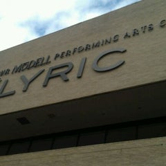Photo taken at Modell Performing Arts Center At The Lyric by Alma C. on 2/25/2012