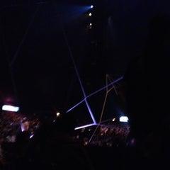 Photo taken at Ovo Cirque du Soleil by Jerome M. on 3/24/2012