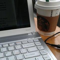 Photo taken at Starbucks by Gumy G. on 5/6/2012