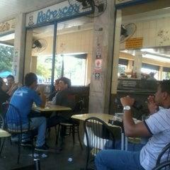 Photo taken at Pizzaria e Pastelaria Lux by João M. on 9/5/2012