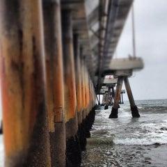 Photo taken at Marina Del Rey pier by Daniel L. on 7/31/2012