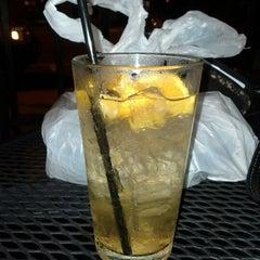 Photo taken at Rumba Rum Bar & Satay Grill by Amanda M. on 7/14/2012