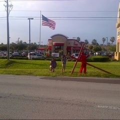 Photo taken at Chick-fil-A by Marv B. on 8/1/2012