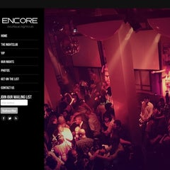 Photo taken at Encore Boutique Nightclub by Christina U. on 8/26/2012