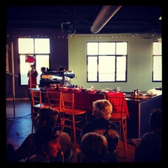 Photo taken at South West Regional Barista Competition by Jessiah R. on 3/9/2012