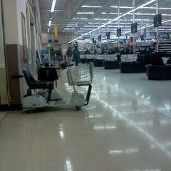 Photo taken at Walmart Supercenter by Edward M. on 2/15/2012