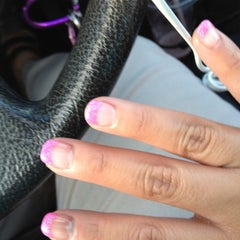Photo taken at Contempo Nails by JANELL S. on 5/25/2012