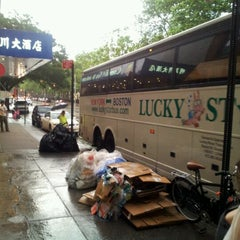 Photo taken at Lucky Star Bus Terminal by OoGoO on 6/7/2012