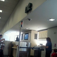Photo taken at Gate D2 by Chad M. on 6/17/2012