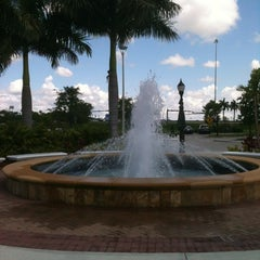 Photo taken at The Shops at Pembroke Gardens by Robin E. on 5/26/2012