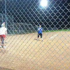 Photo taken at Felker Park by Lauren W. on 5/18/2012
