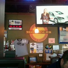 Photo taken at West Towne Pub by Quentin T. on 6/30/2012