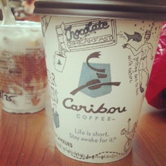 Photo taken at Caribou by Heidi G. on 8/26/2012
