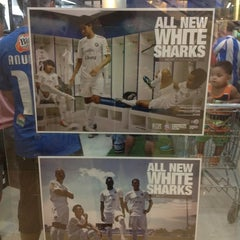Photo taken at Chonburi F.C. Superstore by Chalermchai S. on 8/26/2012