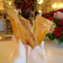 Photo taken at Le Louis XV - Alain Ducasse by Alexandra L. on 6/16/2012