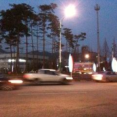 Photo taken at 여수시청 by Thomas L. on 3/6/2012