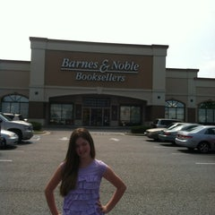 Photo taken at Barnes & Noble by Redhead S. on 7/20/2012