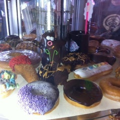 Photo taken at Voodoo Doughnut Too by Matt G. on 7/20/2012