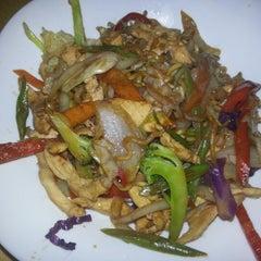 Photo taken at Wok Sushi by Thiago P. on 7/9/2012