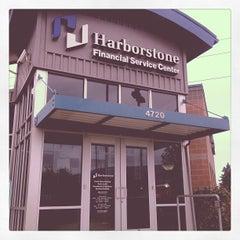 Photo taken at Harborstone Credit Union - Center Street by Sean E. on 8/2/2012