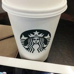 Photo taken at Starbucks by Eric P. on 4/27/2012