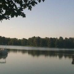 Photo taken at Circle B Campground by Billyjo on 8/12/2012