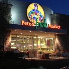 Photo taken at Pete's Fresh Market by Eddy D. on 4/18/2012
