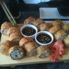 Photo taken at Aomori Nikkei & Sushi by Rodrigo S. on 8/30/2012