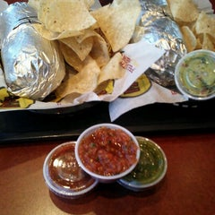 Photo taken at Moe's Southwest Grill by Tiffany T. on 8/6/2012