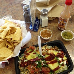 Photo taken at Burrito Bandito by Duane L. on 5/23/2012