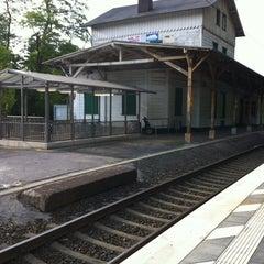 Photo taken at Bahnhof Ennepetal by Olli V. on 5/31/2012
