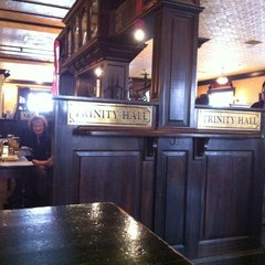 Photo taken at Trinity Hall Irish Pub and Restaurant by Barb-o-joy on 6/7/2012