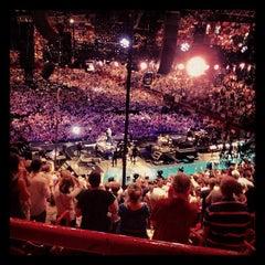 Photo taken at AccorHotels Arena by #striikae k. on 7/4/2012