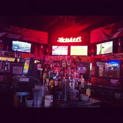 Photo taken at HotShots Sports Bar and Grill O'Fallon, IL by Paige on 7/14/2012