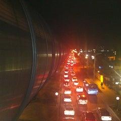 Photo taken at Metro Rojas Magallanes by Fran L. on 8/8/2012