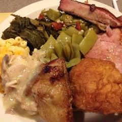 Photo taken at Fred's Market Restaurant by John P. on 8/12/2012