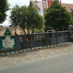 Photo taken at SMA Negeri 1 Genteng by Bellantary S. on 8/26/2012