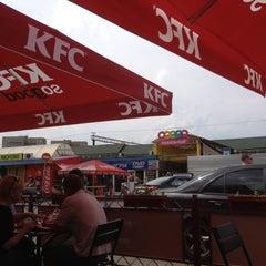 Photo taken at KFC by Julia B. on 7/10/2012