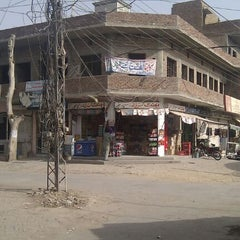 Photo taken at Farid Town by rehan a. on 3/28/2012