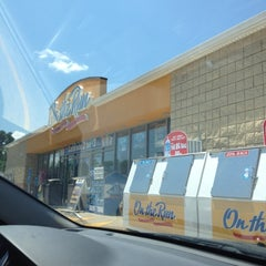 Photo taken at Mobil by Shannon H. on 7/15/2012