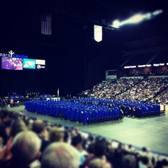 Photo taken at Sears Centre Arena by David P. on 5/27/2012