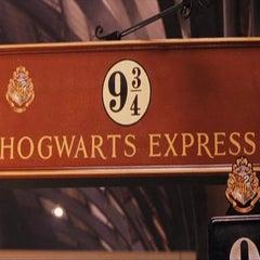 Photo taken at Platform 9¾ by hmv on 3/26/2012